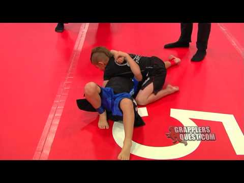 Kids Submission - Max Besserer Josh Rubin-Garcia - Children at Grapplers Quest ...