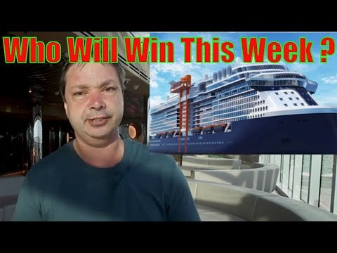 What's the Best Cruise Line Part 4