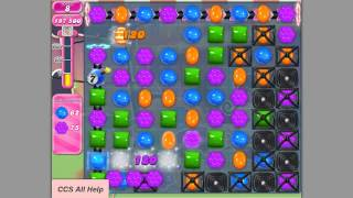 Candy Crush Saga Level 555 by Cookie