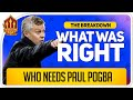 'F**K RAIOLA!' STEPHEN HOWSON REVIEW - Chelsea 0 Man United 2