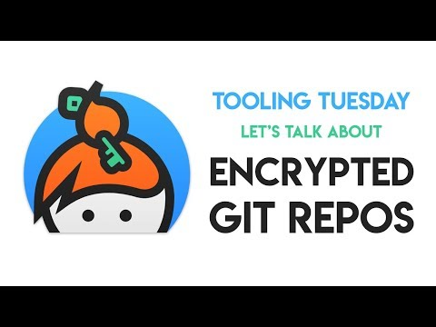 Encrypted Git Repositories Using Keybase