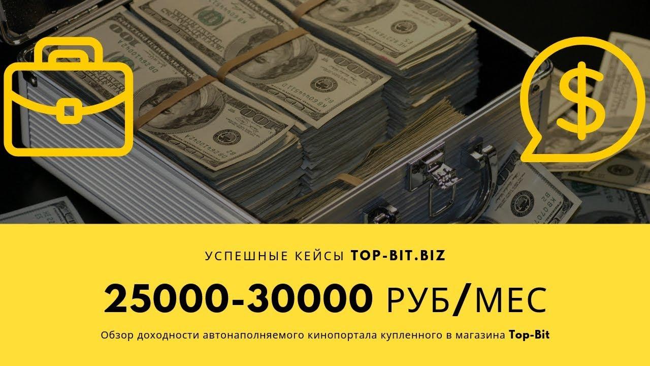Заработок с Сайта Автоматом | Доход 25000-30000 Руб с Сайта