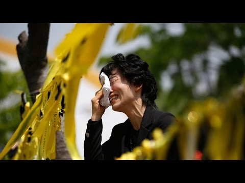 Once A Fugitive, Owner of the Sewol Ferry Is Found Dead (LinkAsia: 7/25/14)