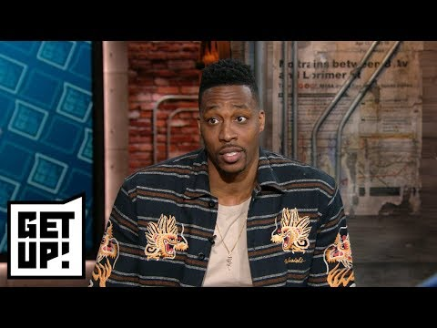 Dwight Howard: LeBron James has been playing like the best in the world   Get Up!   ESPN