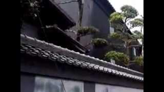 麻生太郎元総理の豪邸10・今度は南東側Taro Aso