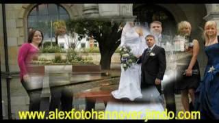 свадебный фото клип (пример 01)