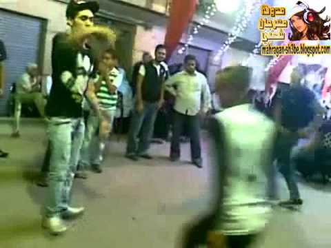رقص مهرجانات | تقسيم شعبي | Egyptian dance | young people 2014