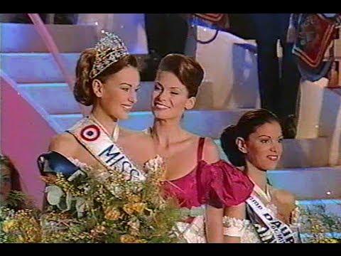 Miss France 1997 - Couronnement