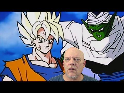 "REACTION VIDEOS | ""Piccolo Calls Goku A Bad Father"" - Step Up, Goku!"
