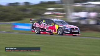 HIGHLIGHTS - Qual Race 33 WD-40 Phillip Island SuperSprint