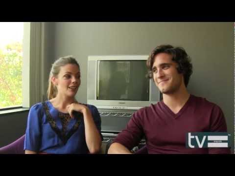 Sarah Habel & Diego Boneta Talk Underemployed MTV