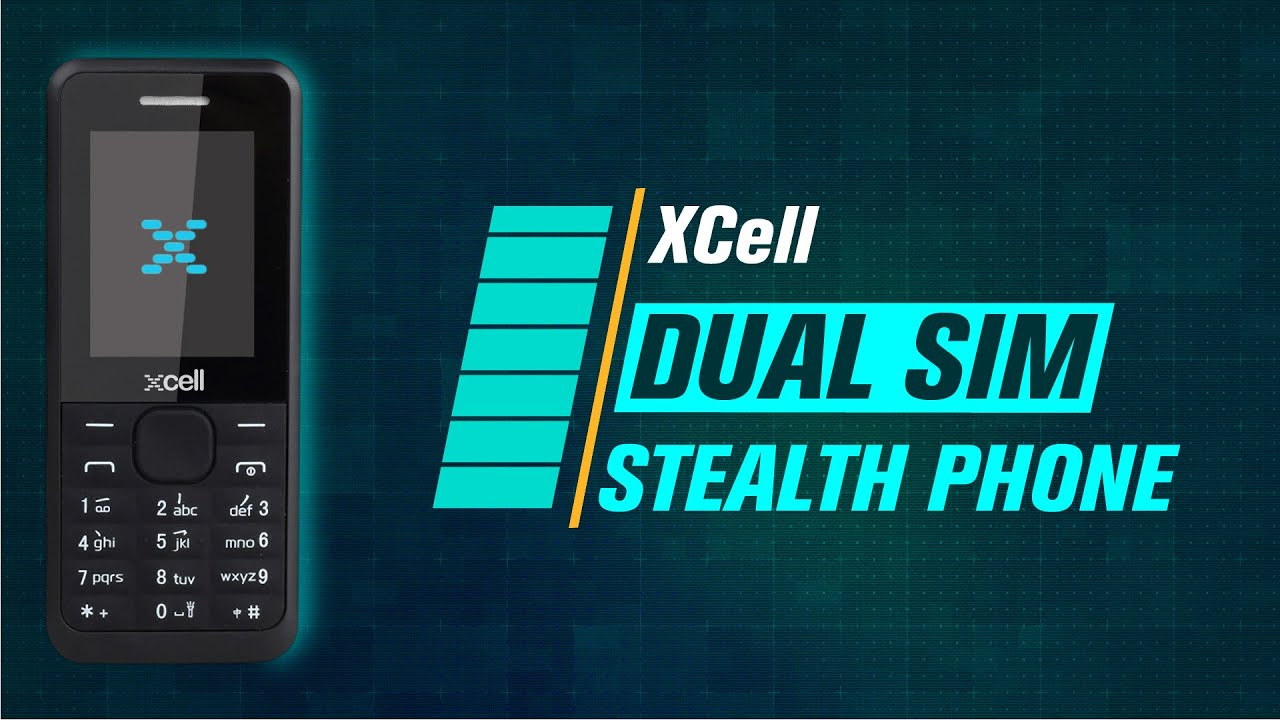 Phones | XCell Stealth Phones