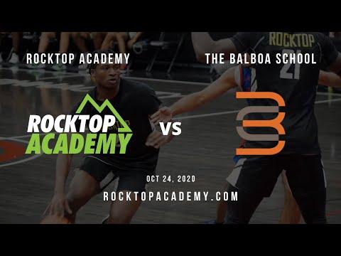Rocktop Academy vs The Balboa School (CA) - October 24, 2020