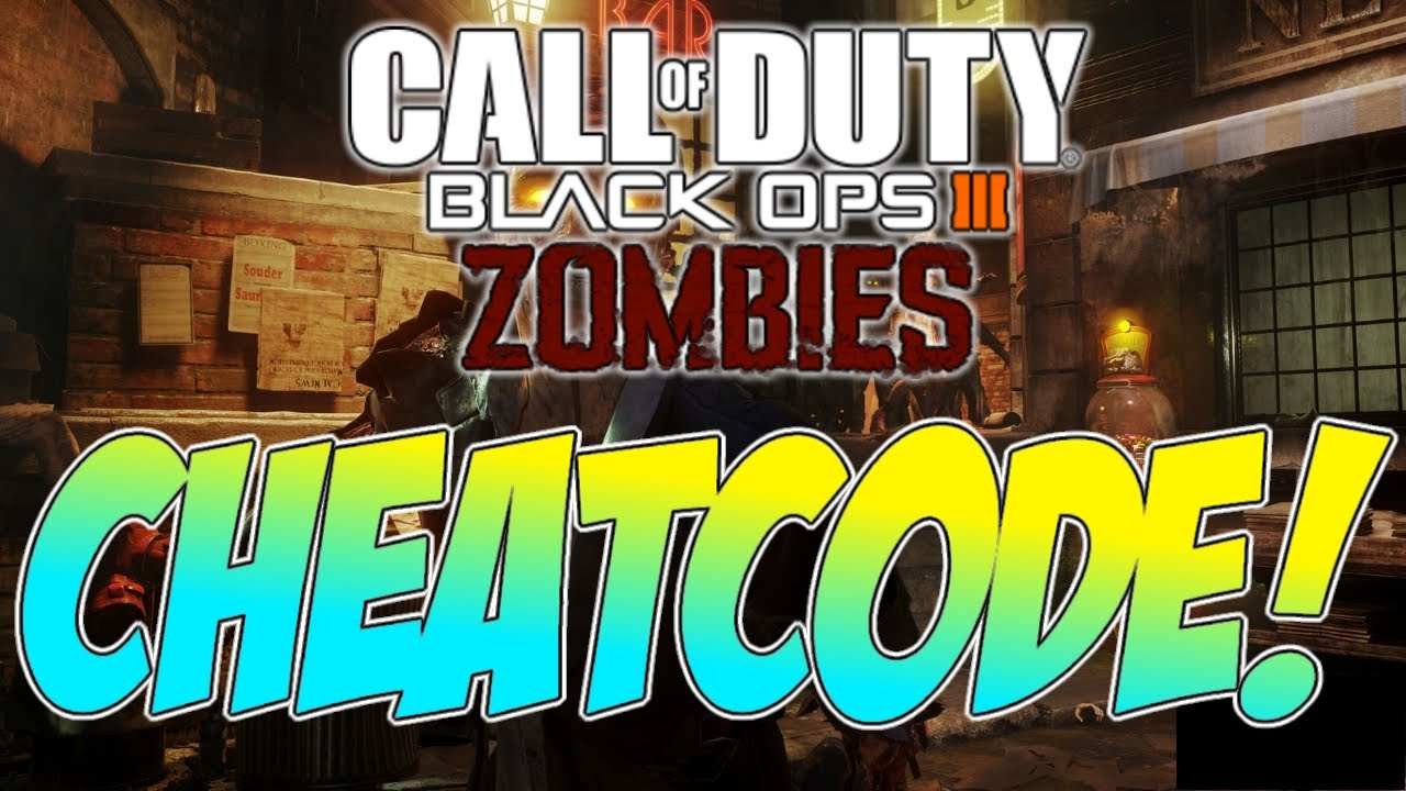 Black Ops 3 Zombies CHEAT CODE! Get to Round 10 in under 30 seconds!