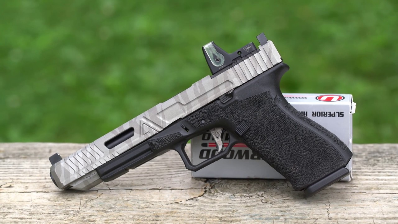 Agency Arms G40MOS 10mm Long Slide - #NotAReview!