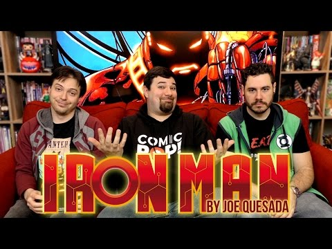 Tony Stark vs Iron Man! | The Mask in the Iron Man | Back Issues