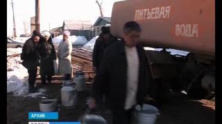 Уровень радиации в питьевой воде села Чапаевка Оренбургской области падает