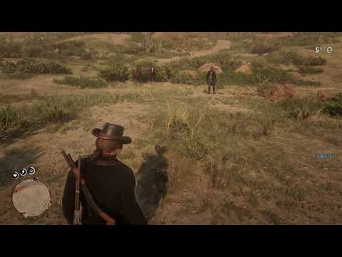 Red Dead Online - Quick Duel