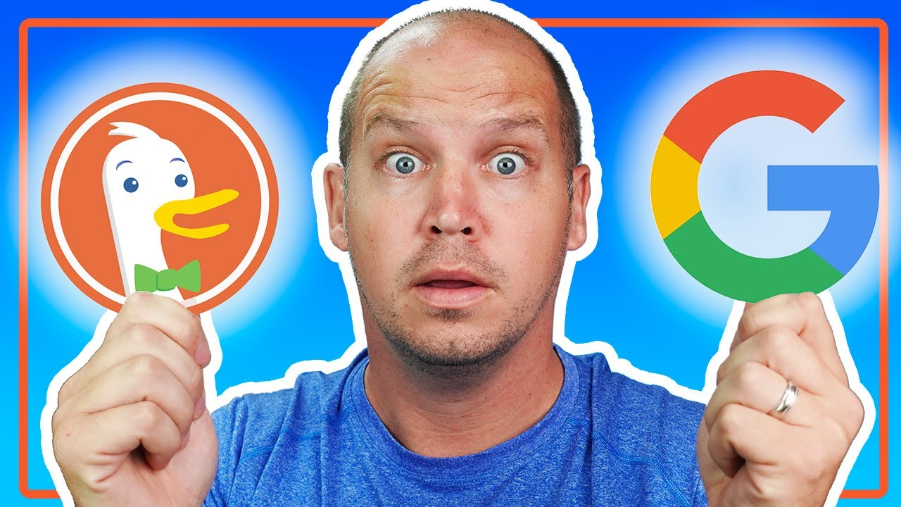 DuckDuckGo vs Google   Does Your Search Engine REALLY Matter???