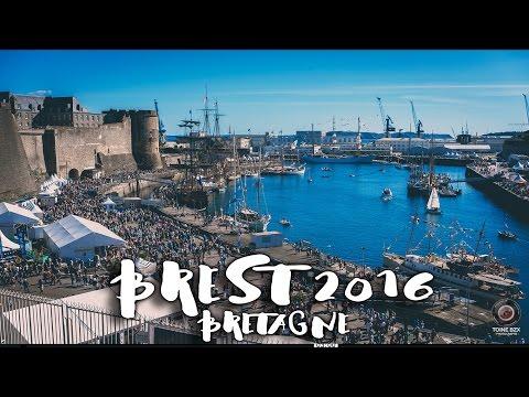 Brest 2016   Promenade Sur Le Port