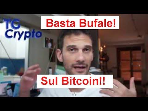 Basta Bufale Sul Bitcoin! TG Crypto