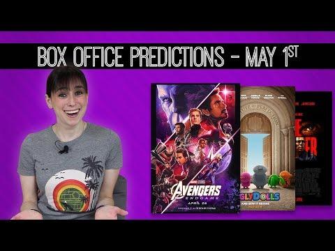 Avengers:  Endgame Weekend 2 Box Office Predictions
