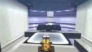 WALL-E Robot Rescue part 2