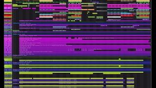 Ragasur - Inner Peace (Original) - FL Studio 12 View