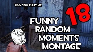 Dead by Daylight funny random moments montage 18
