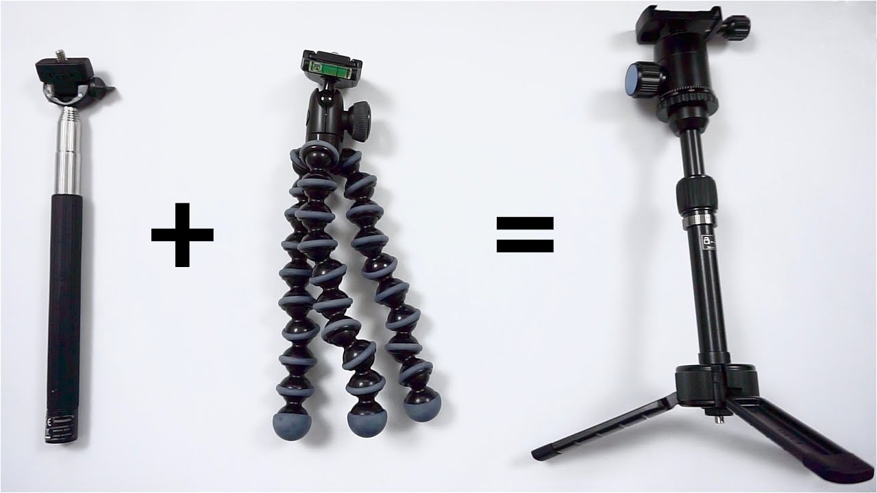 youtube how to use a monopod
