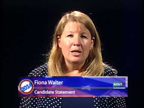 Mountain View Los Altos High School Board Candidate Statements - Fiona Walter