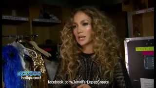 Jennifer Lopez It Was Time To Move On From American Idol - Access Hollywood 22/7/12
