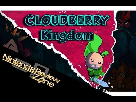 Cloudberry Kingdom Review! - Nintendo Review Zone!