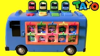 Tayo the Little Bus Pop up Surprise...
