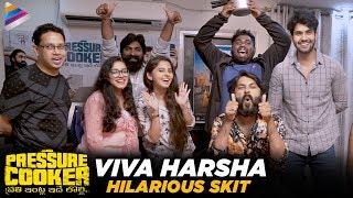Viva Harsha Hilarious Skit | Pressure Cooker Movie | Sai Ronak | Preethi Asrani | Rahul Ramakrishna