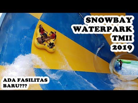 SNOWBAY SNOWBAY WATERPARK TMII 2019 TMII 2019