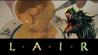 Lair (PlayStation 3) Review - DO YA LIEK TEH VIDYA GAEMS?!