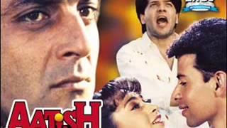 Kumar Sanu_ Sadhana Sargam - Hasratein Hain Bahut Magar (Aatish 1994)