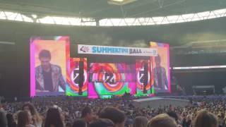Zedd - Closer (Live Capital Summertime Ball 2017)