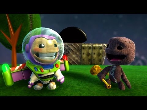 LittleBigPlanet 2 - A SACK MUSICIAN (MOVIE)