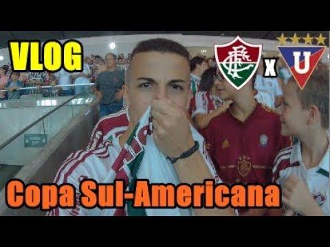 DESSA VEZ A LDU NÃO SCARPA - Fluminense x LDU - DIÁRIO DO TORCEDOR #15