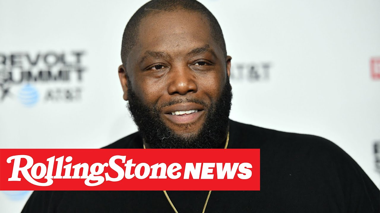Killer Mike Delivers Emotional Speech to Atlanta Protestors | RS News 6/1/20