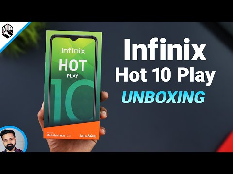 Infinix Hot 10 Play Unboxing (Malayalam) | Mr Perfect Tech