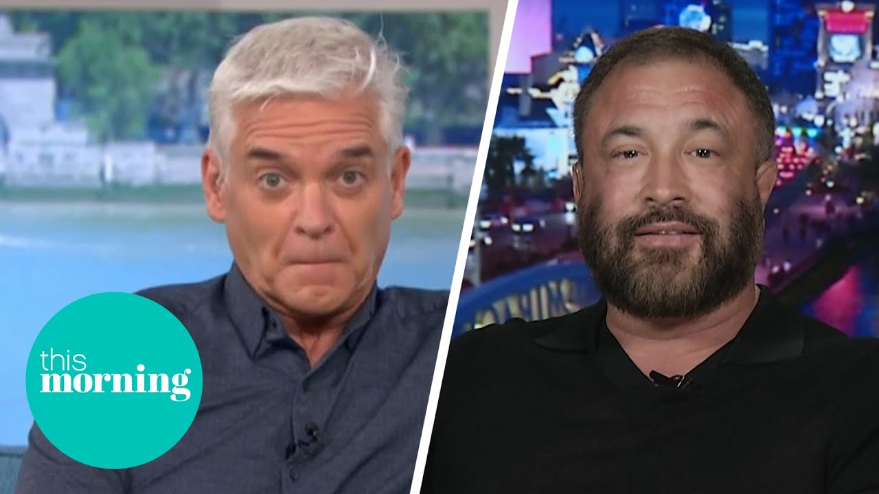 Download Adult Film Star Reveals How He Told Parents He Was Starring in Porn   This Morning