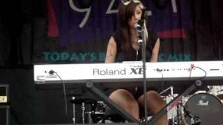 Jar Of Hearts - Christina Perri (LIVE)