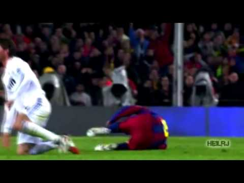 Lionel Messi Humillando a el real madrid y a cristiano Videos De Viajes