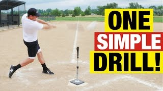 Deadly Hitting Drill To ADD POWER EASILY!!