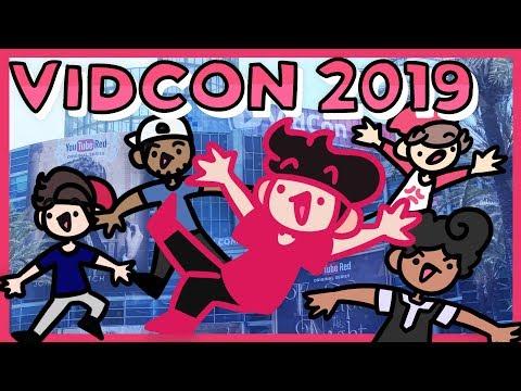 My Crazy First VidCon Experience   ItzDangani