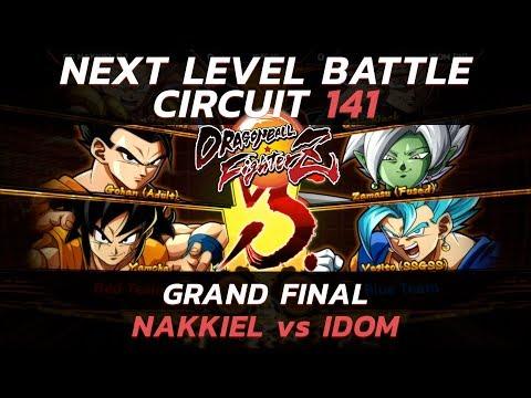 DBFZ Grand Final - Nakkiel vs Idom - NLBC 141