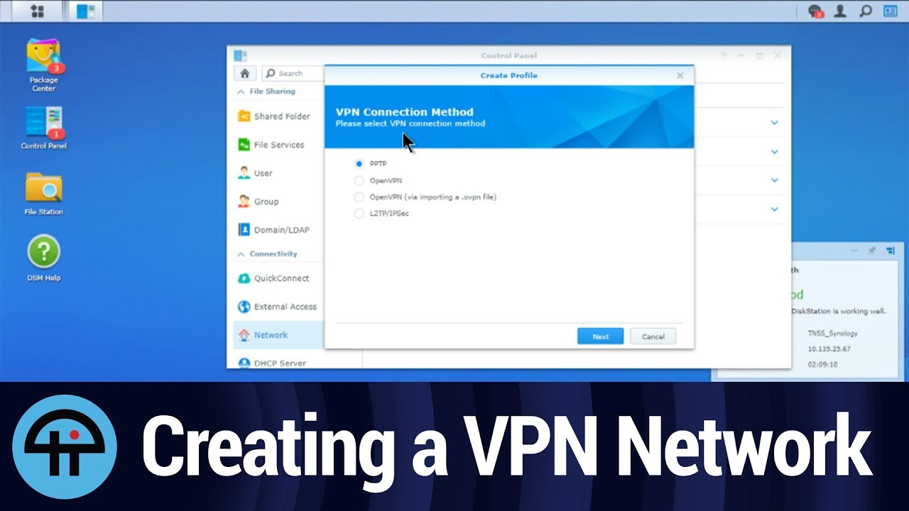 How to set up a VPN in Windows